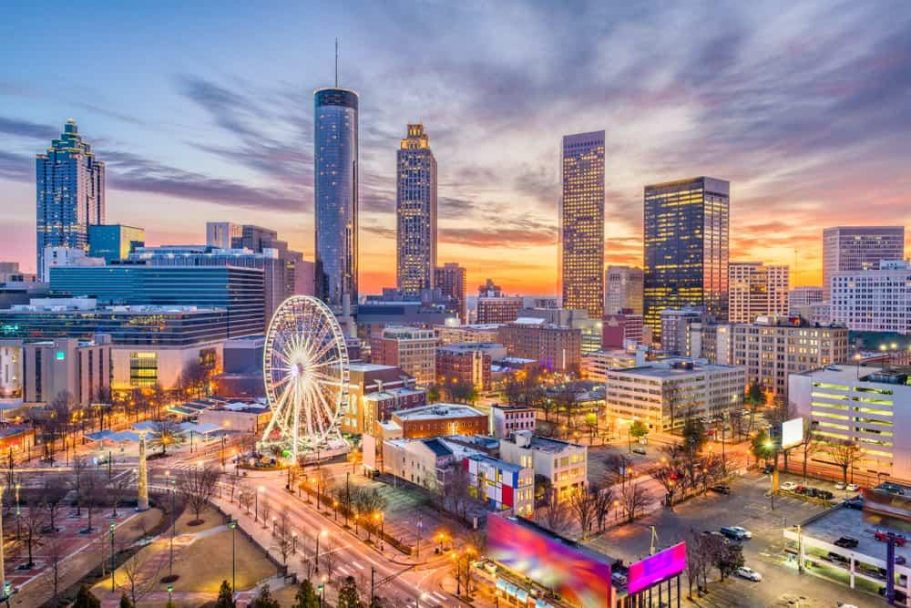 Atlanta CIty USA