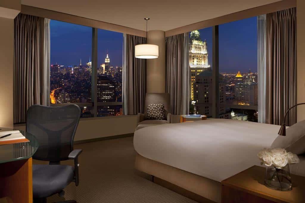 Best romantic hotels in New York