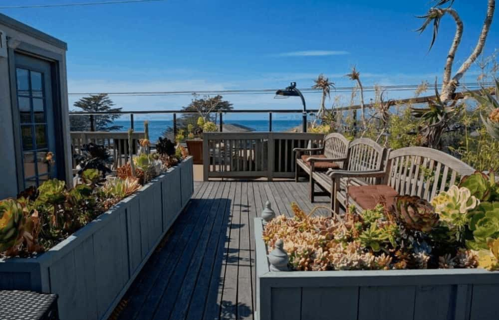 Budget romance in Monterey