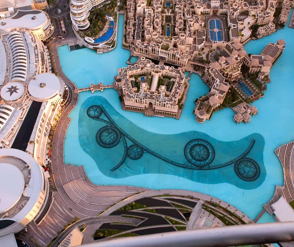 Burj Khalifa lookout