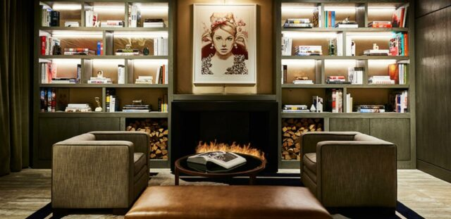 Chic and romantic hotel in NYC