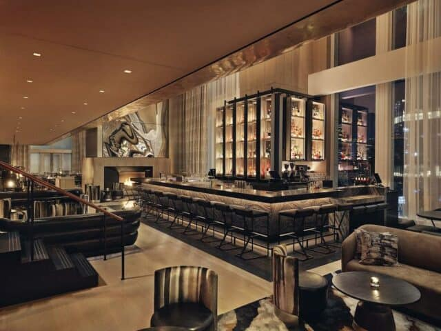 Chic and sexy hotel in New York