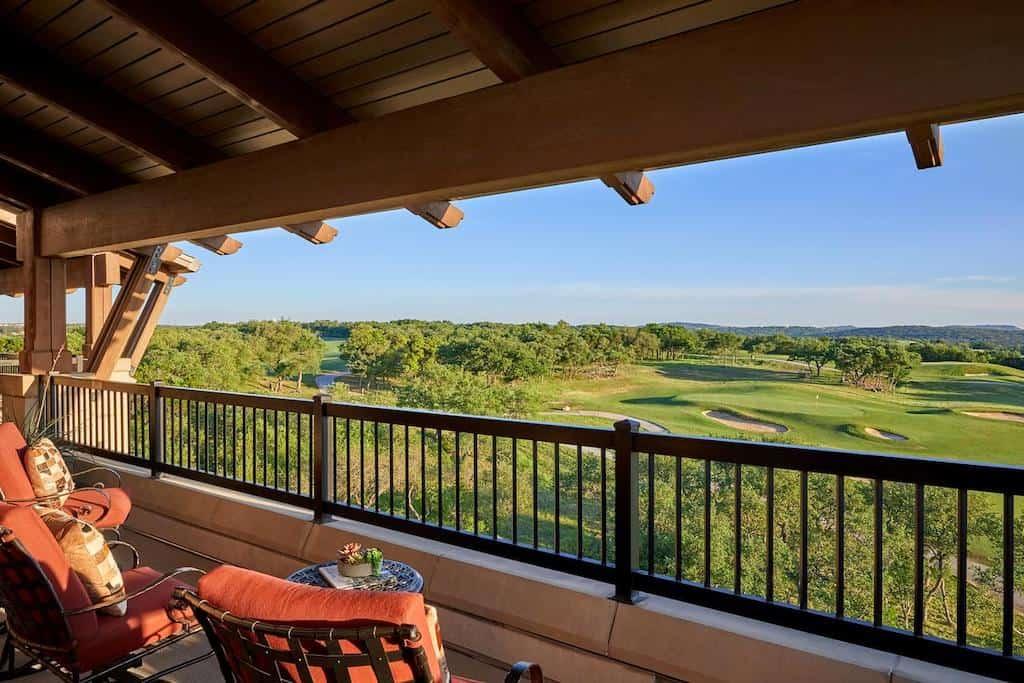 Couple's resort in San Antonio