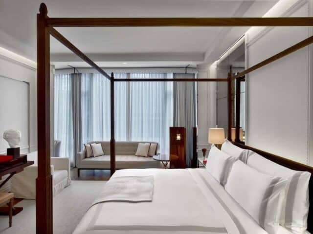 Couple's retreat in NYC