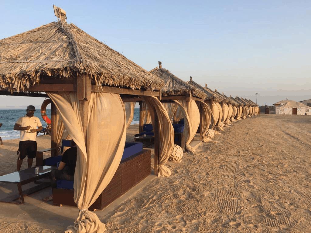 Desert Glamping Doha
