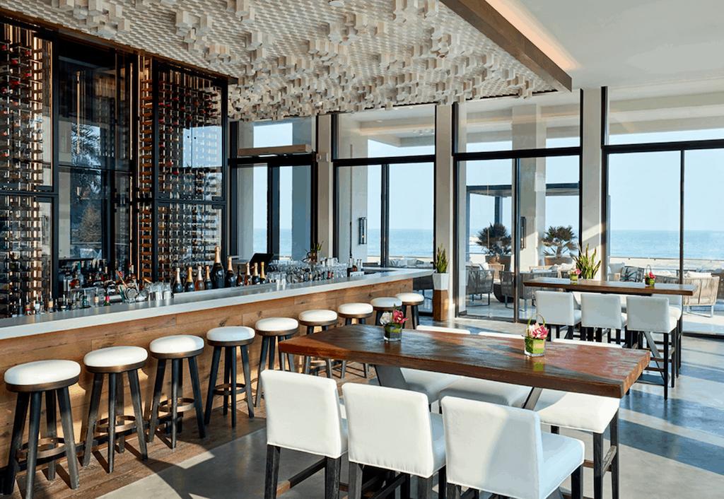Gorgeous restaurant in Doha