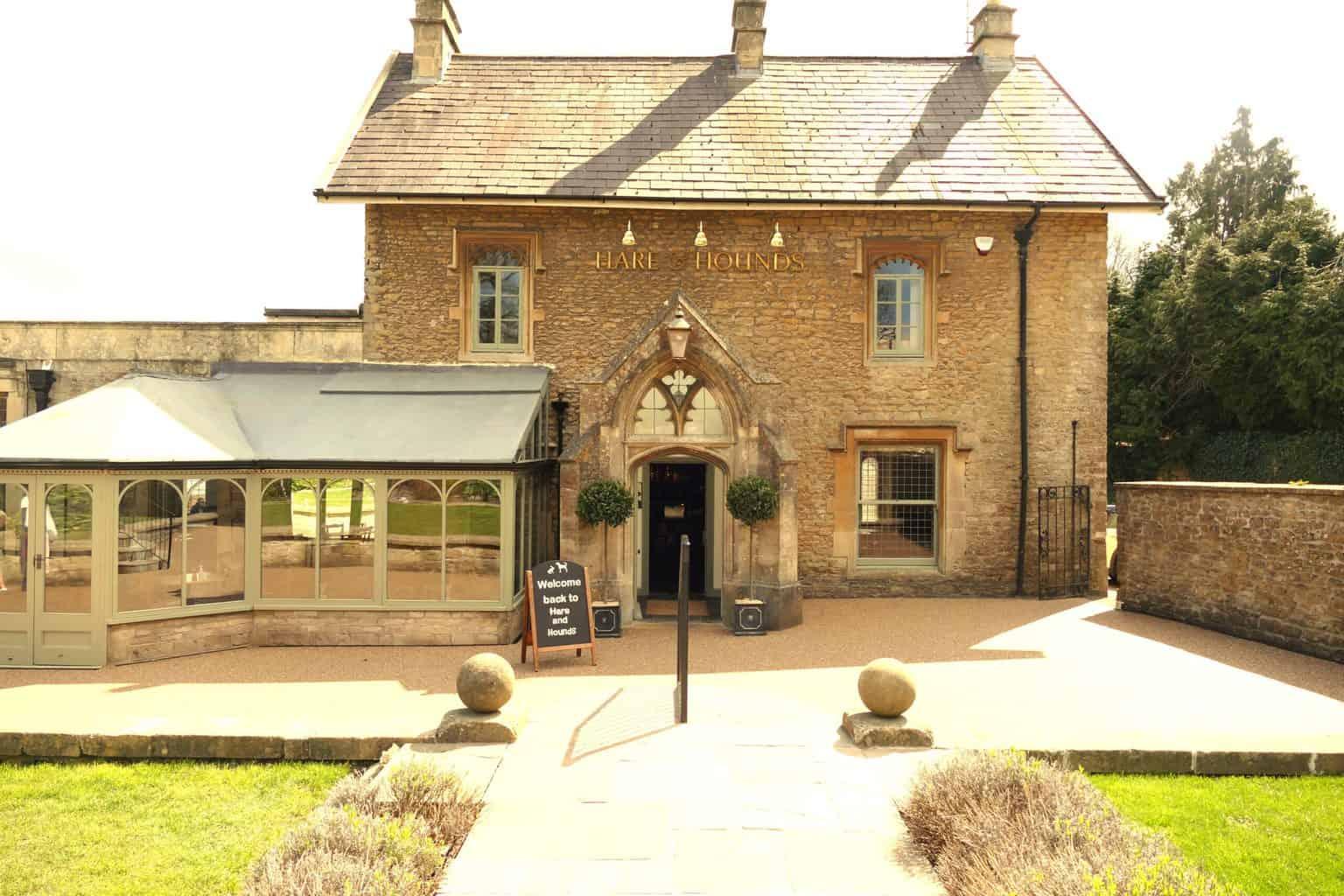 Hare and Hounds Pub Bath