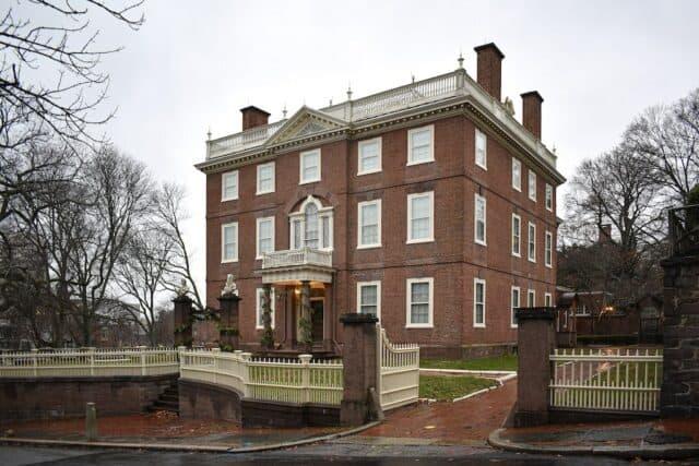 John Brown House Rhode Island