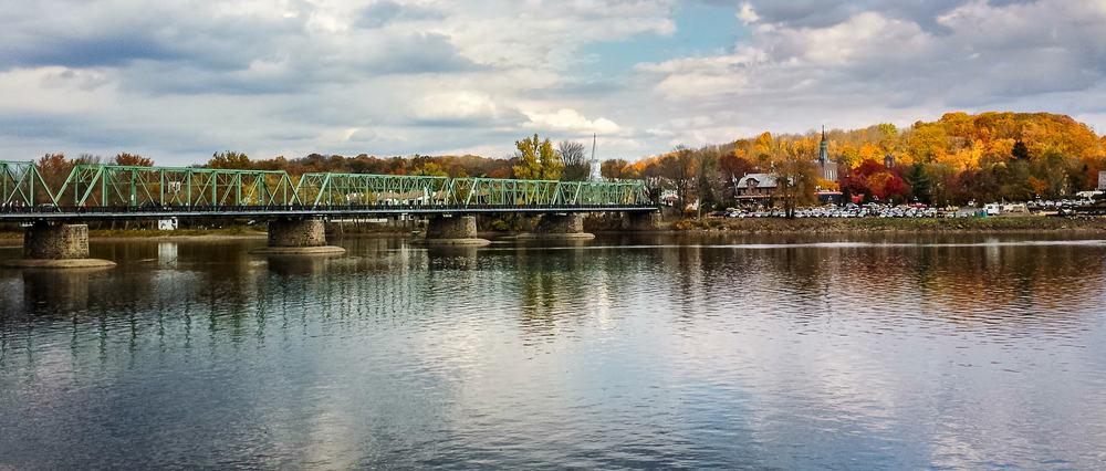Lambertville Toll Supported Bridge