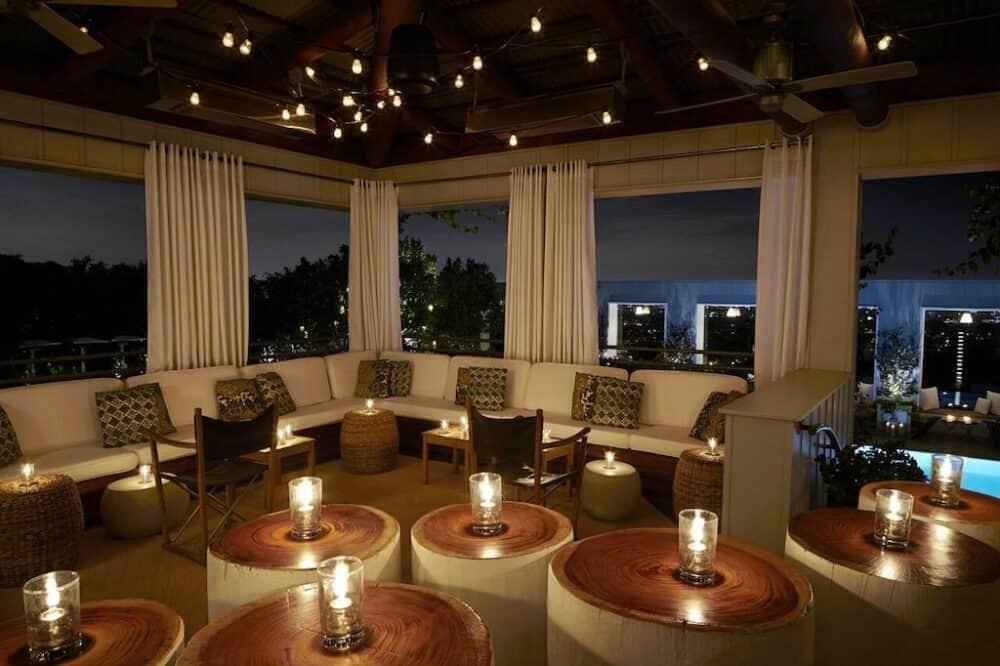 Luxury romance in LA