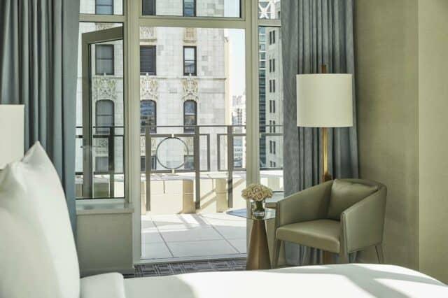 Luxury romance in New York