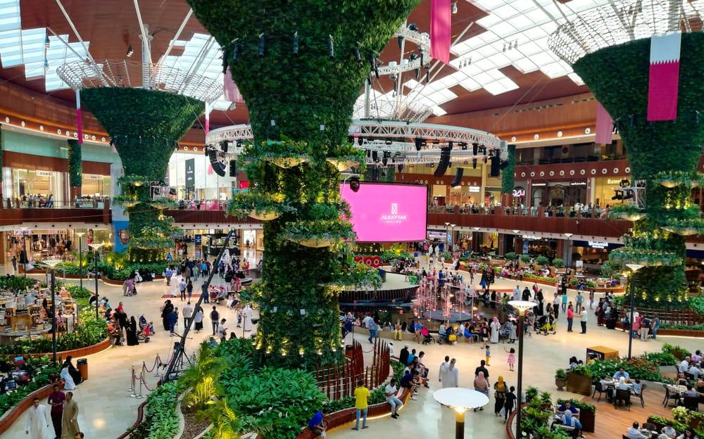 Mall of Qatar Doha