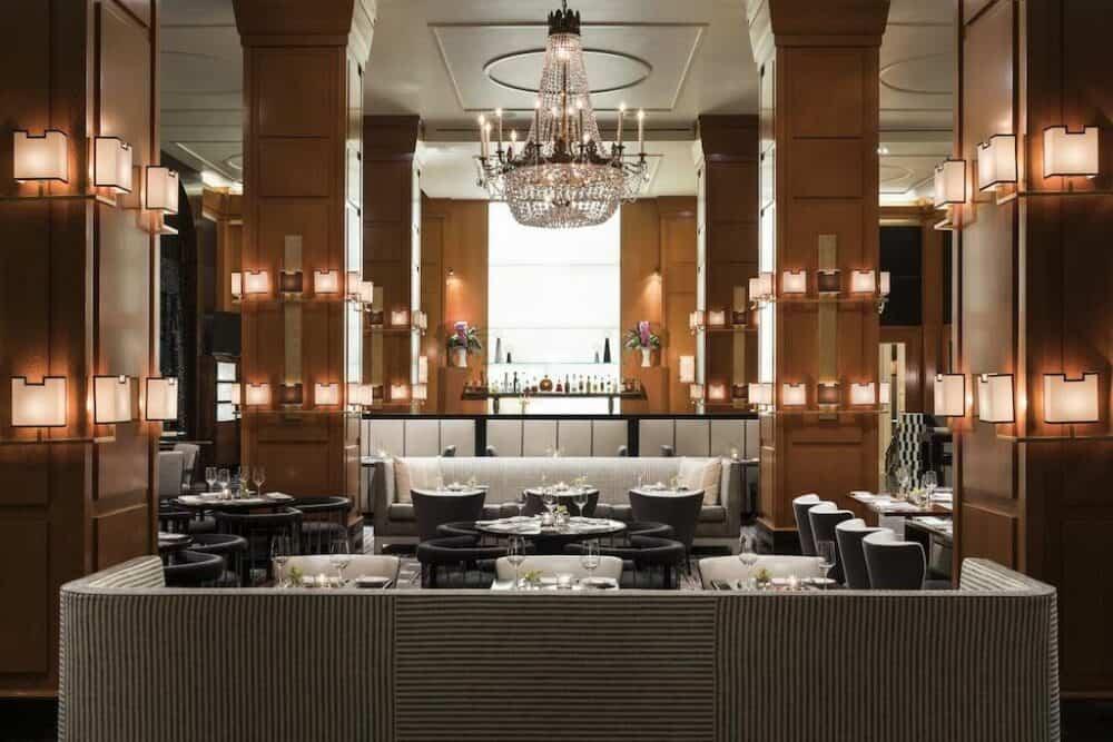 Most romantic hotels in LA