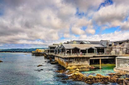 Visiting Monterey in July