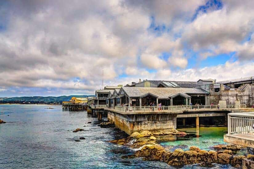 Most romantic places to stay in Monterey