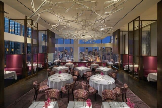 Most romantic hotels in New York