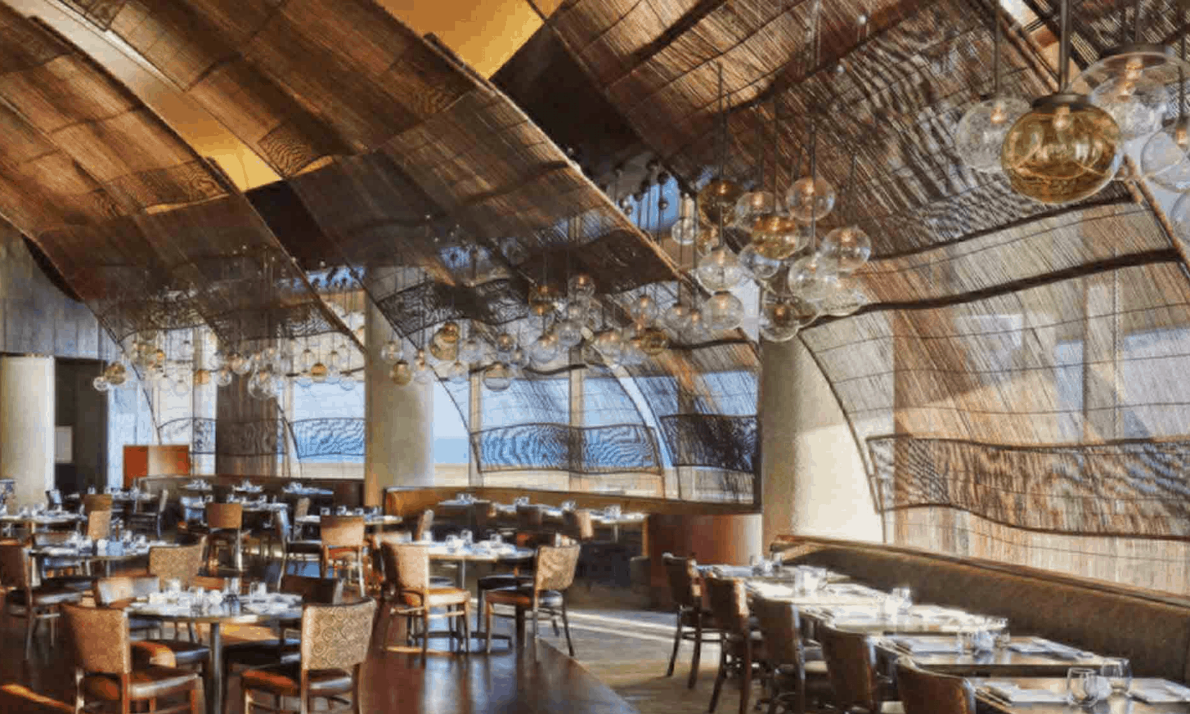 Nobu Doha - best places to visit in Qatar