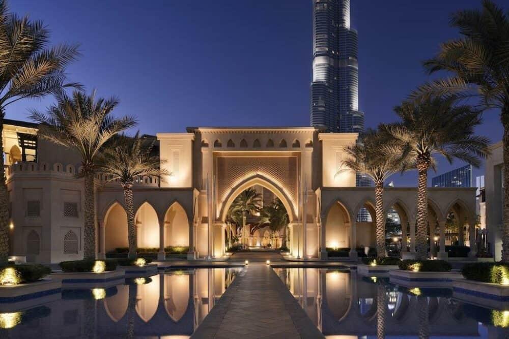 Palace Downtown Dubai