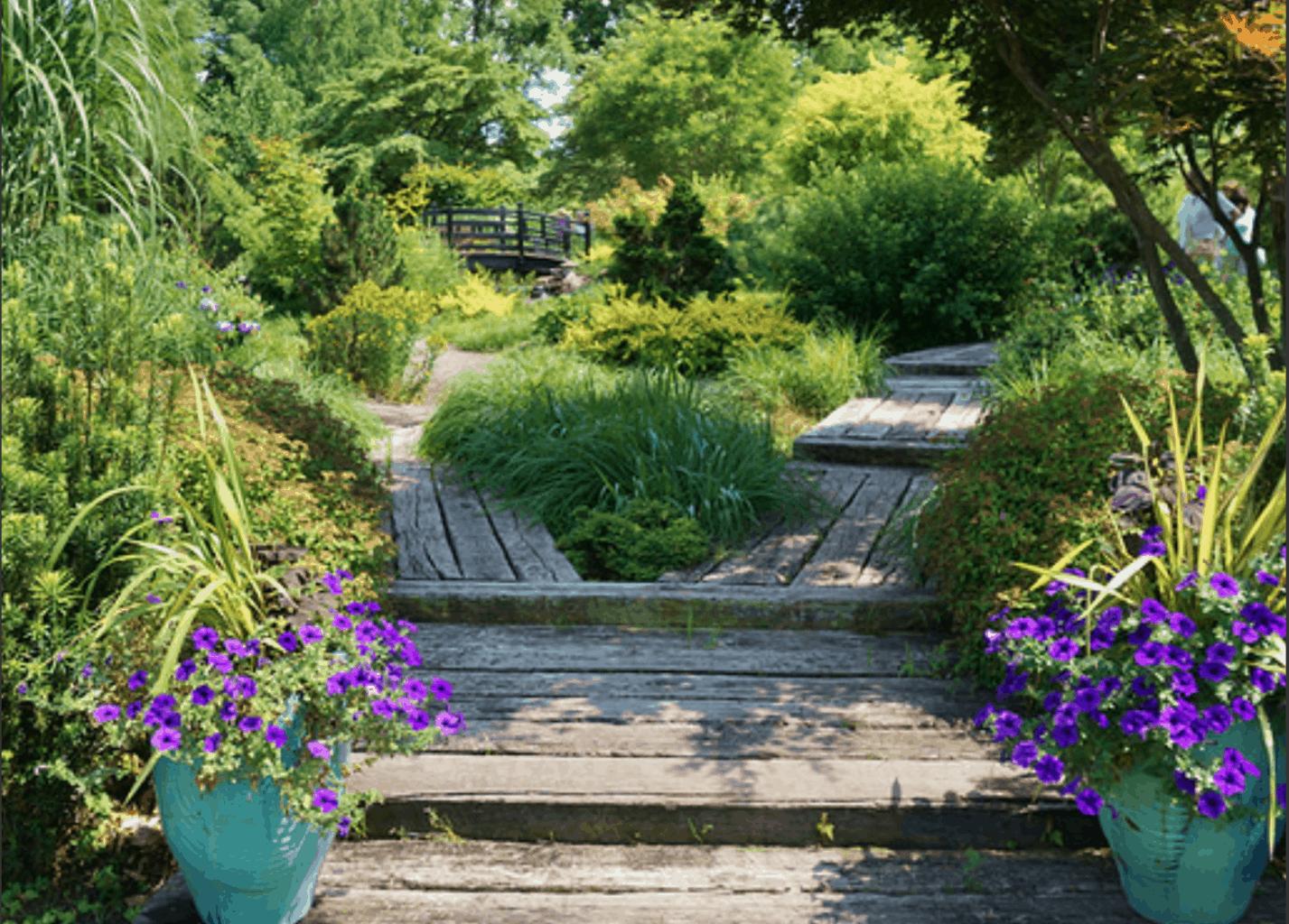 Paxson Hill Farm and Gardens