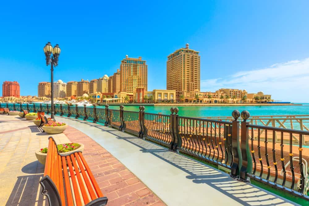 Porto Arabia Qatar