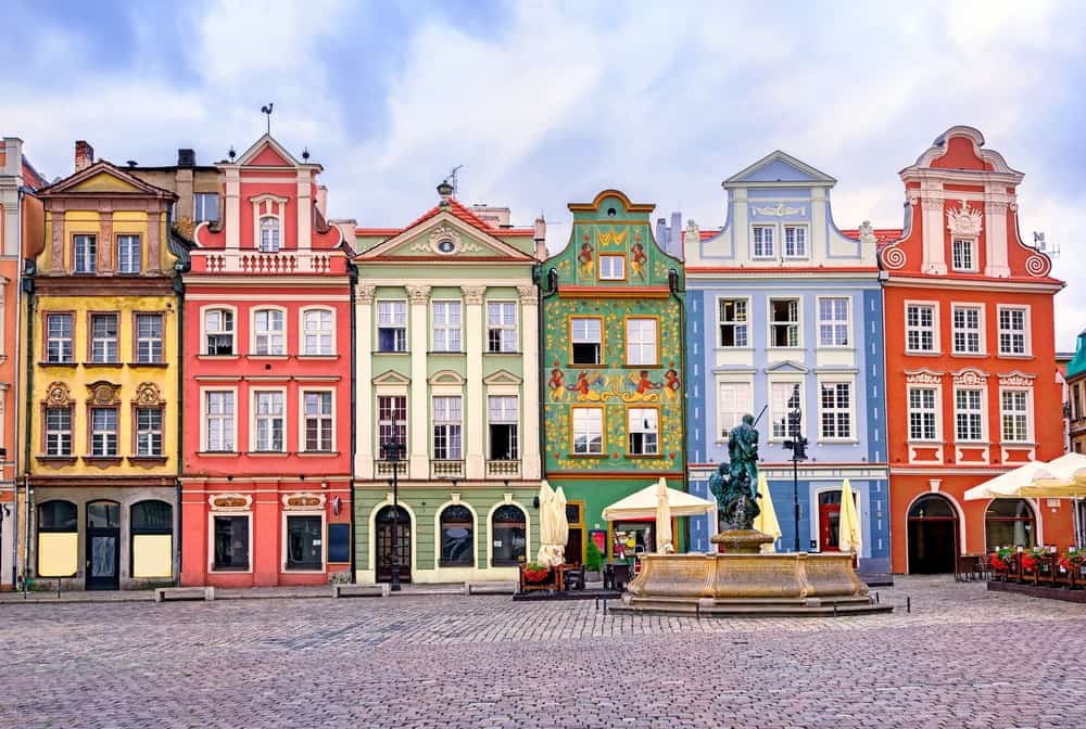 Poznan - best places to visit in Poland