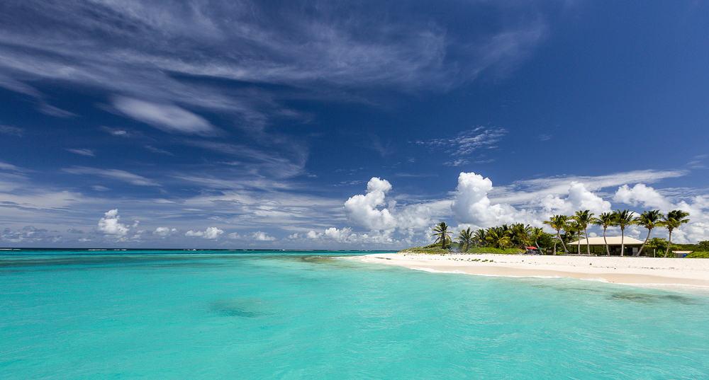 Prickly Pear Island Antigua