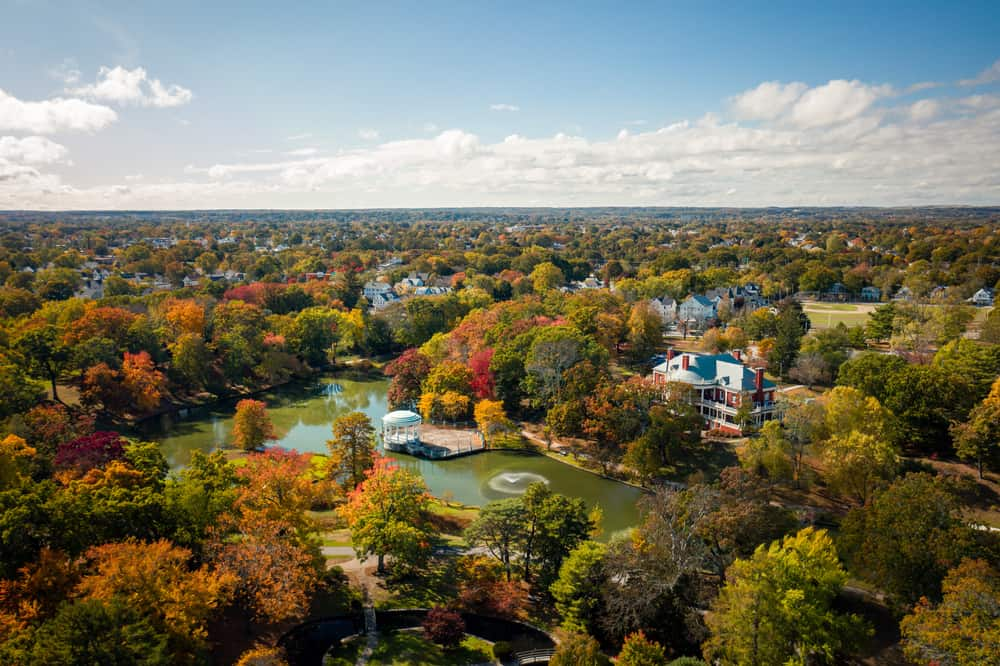 the best historic attractions Providence, Rhode Island