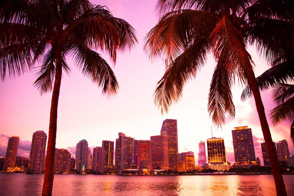 Romantic Miami USA