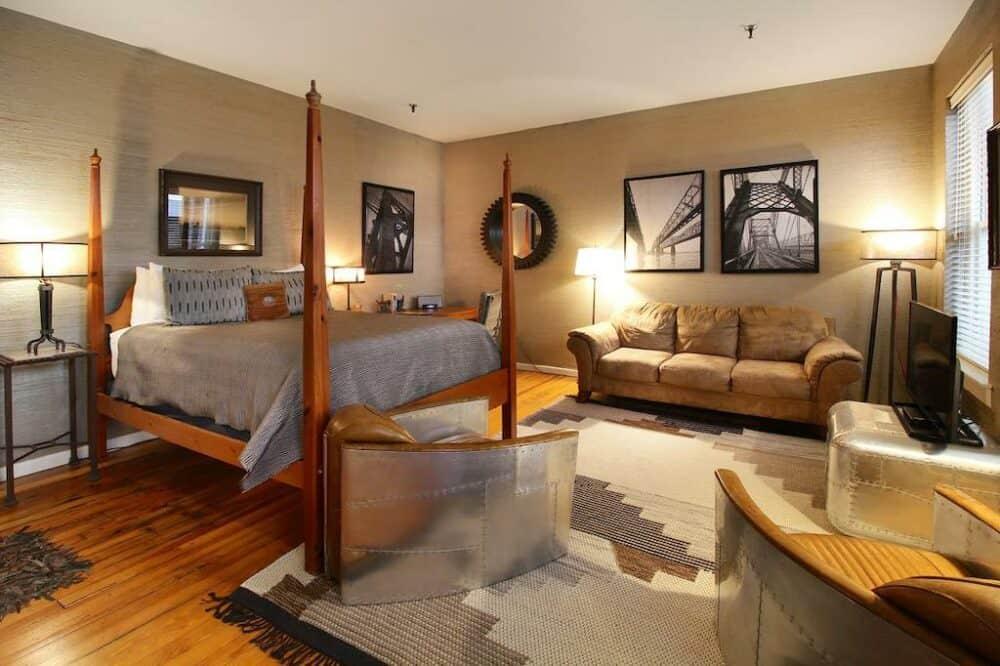 Romantic guest house in Memphis