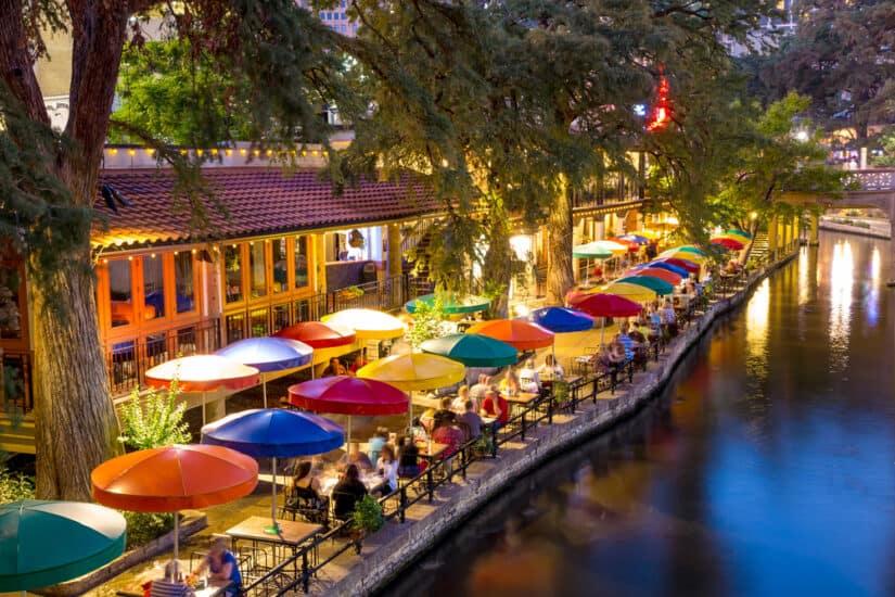 Most romantic hotels in San Antonio