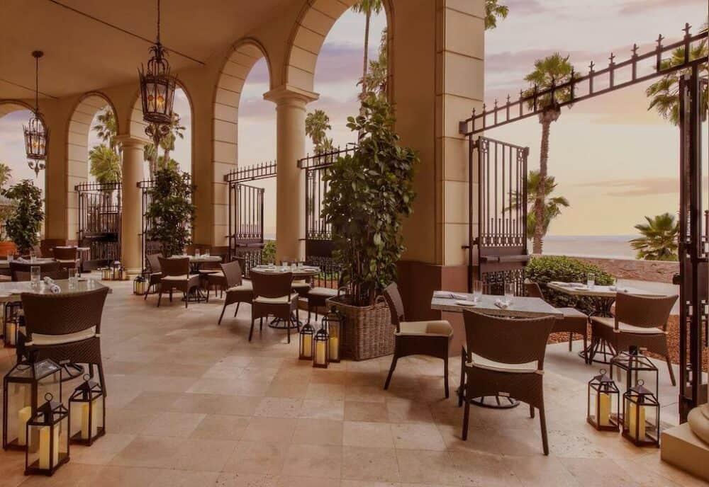 Romantic hotels in Los Angeles