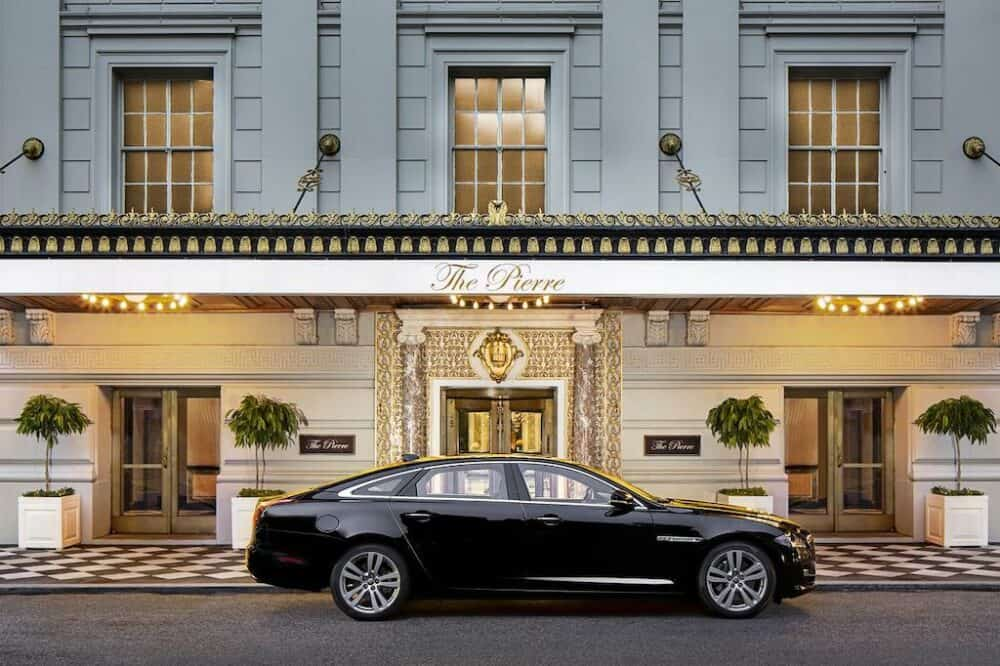 Romantic hotels in NYC