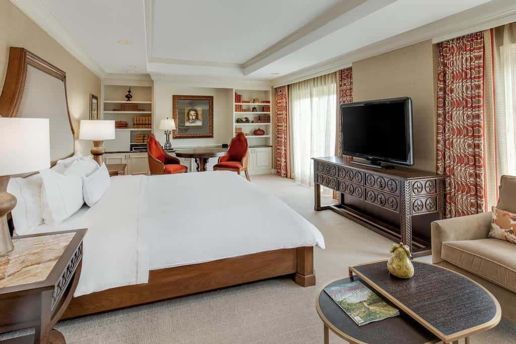 Romantic room in San Antonio