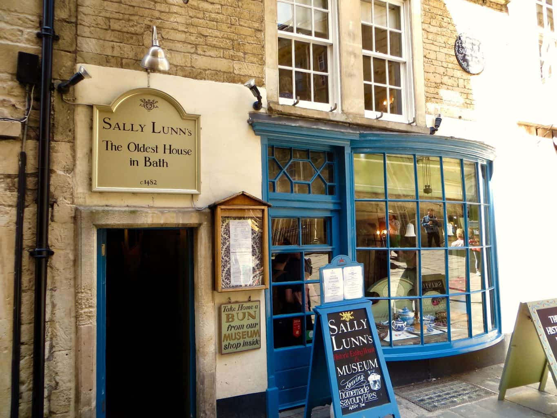 Sally Lunns Bath