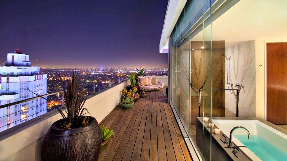 Sexiest hotel in Los Angeles