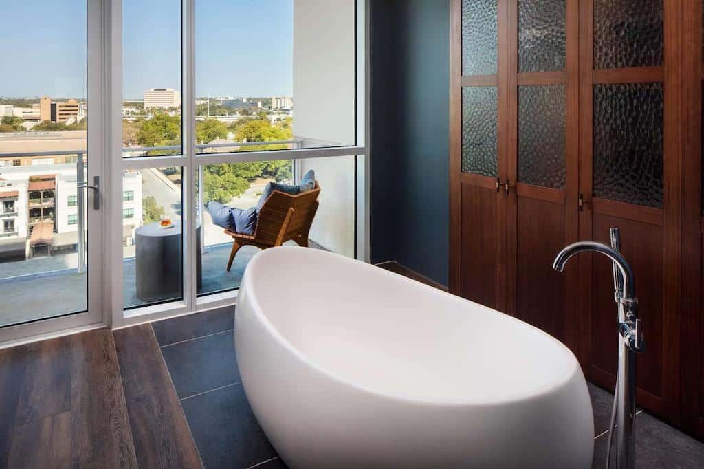 Sexiest hotel in San Antonio