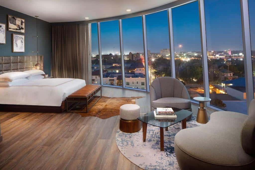 Sexy hotel in San Antonio