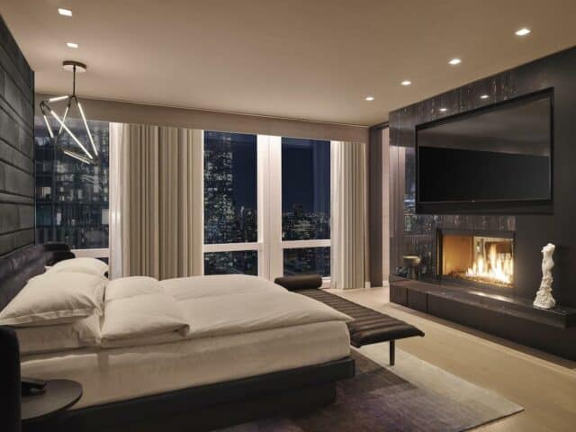 Sexy hotel to stay in New York