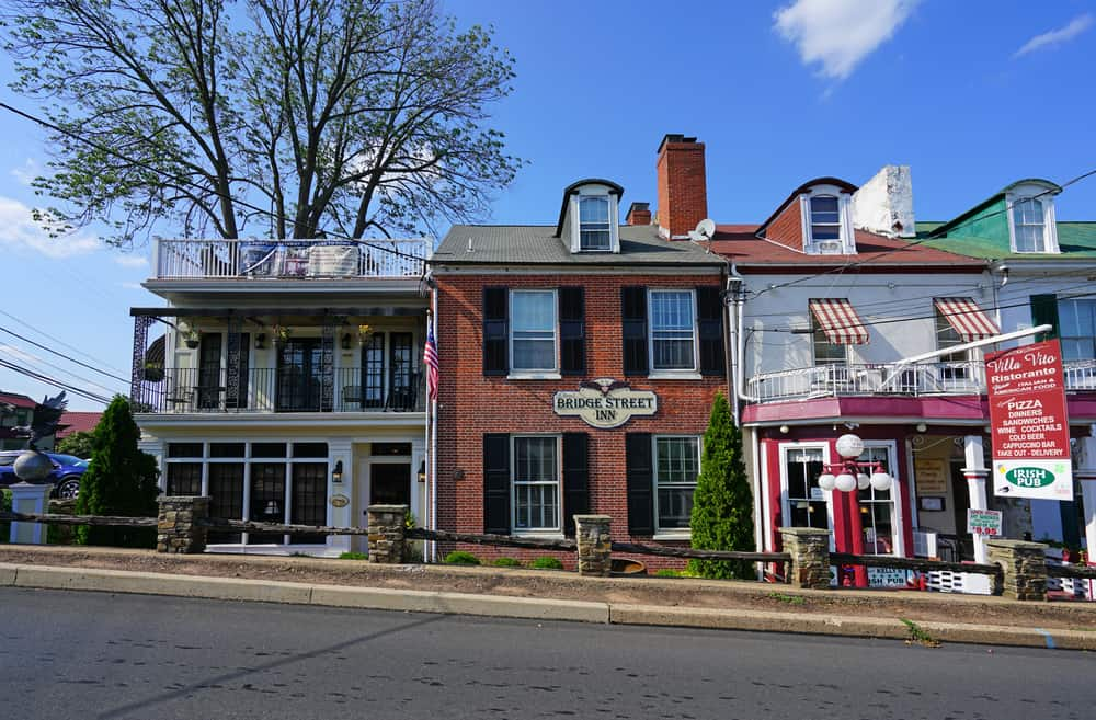 Independent shops in New Hope