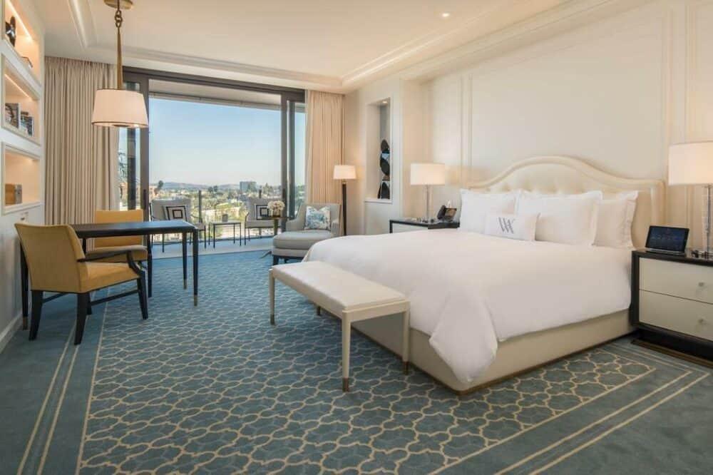 Stylish hotel in Los Angeles