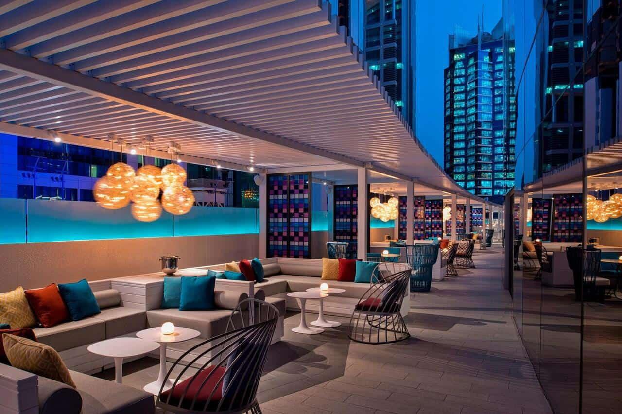 The W Hotel Doha