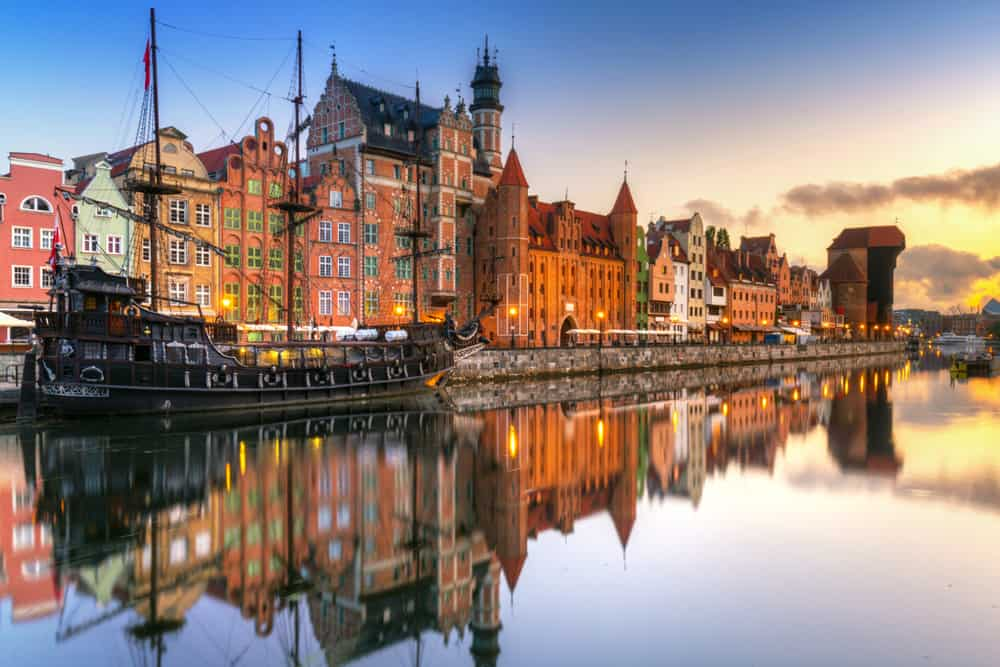 The best places to visit in Poland