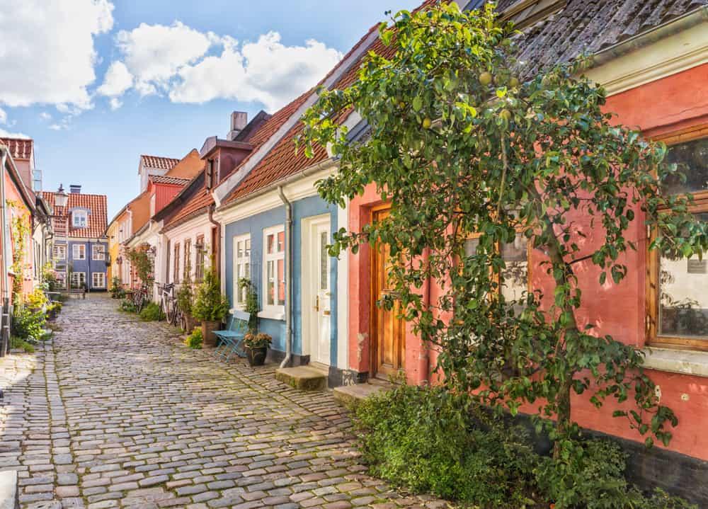Aalborg City Denmark