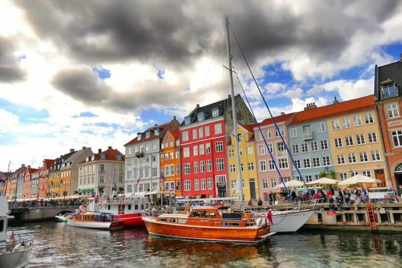 Beautiful places to visit in Copenhagen