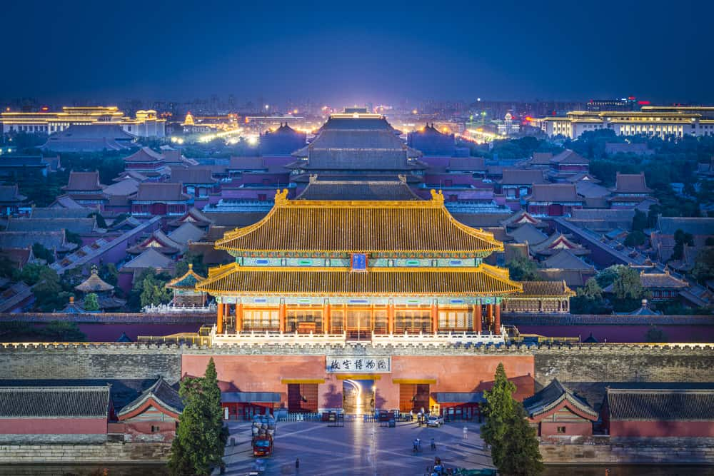 Beautiful Temple in Beijing