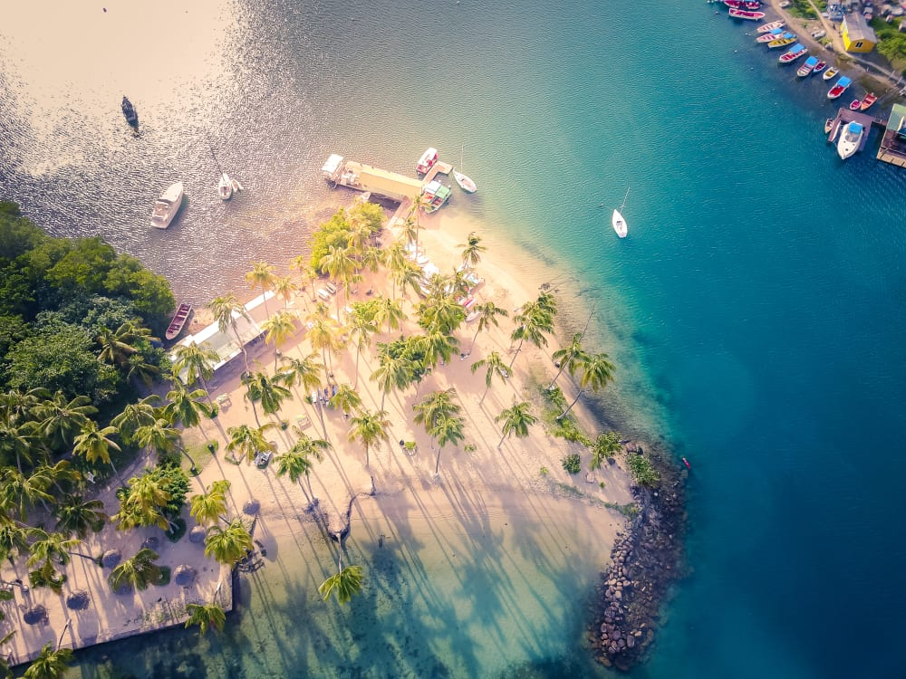 The best places to visit in Saint Lucia