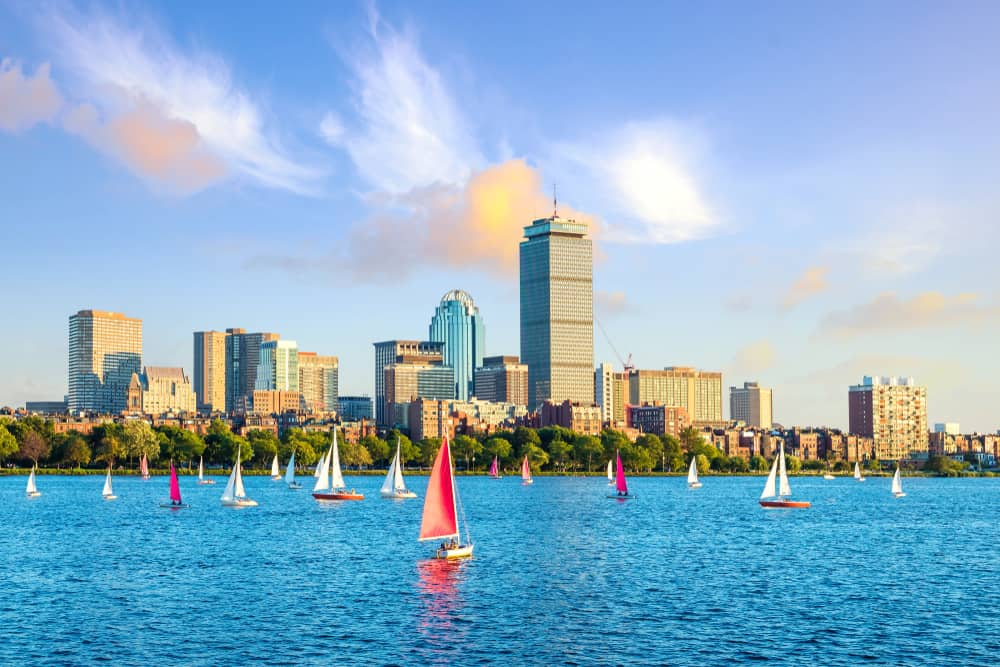 Boston - best places to visit in July