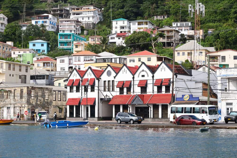Carenage Grenada