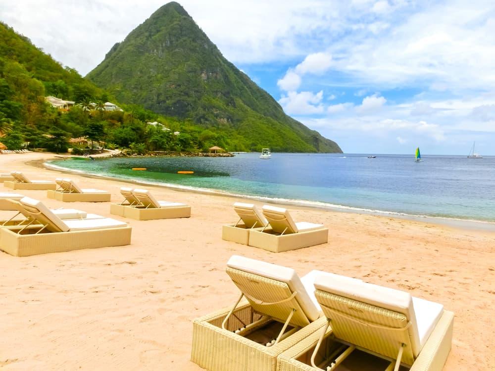 Carib Beach st lucia