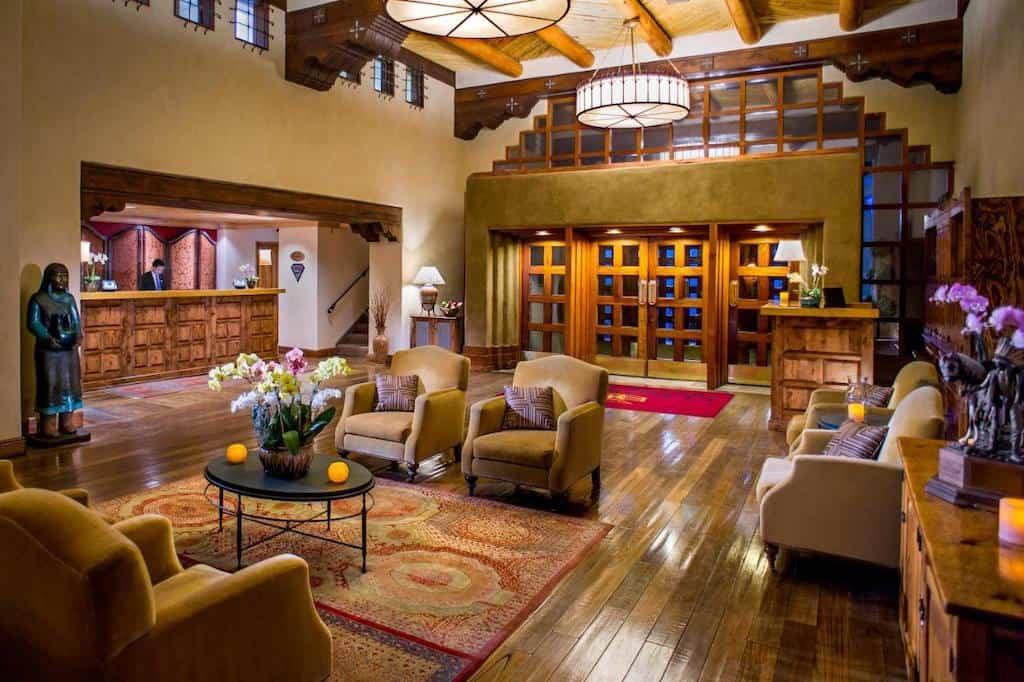 Chic hotel Santa Fe